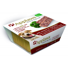 Applaws Pâté with Chicken and Vegetables - Пастет Пиле и зеленчуци 150 гр