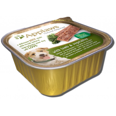Applaws Pâté with Lamb and Vegetables - Пастет Агнешко и зеленчуци 150 гр