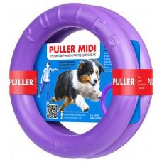 Puller Dog Medium - уникален спортен уред за кучета малки и средни породи 2 броя 20 / 3 см