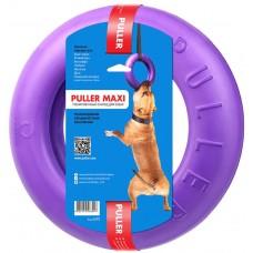 Puller Dog Maxi - уникален спортен уред за кучета големи и гигантски породи 2 броя 30 / 4 см