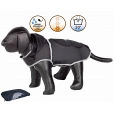 Кучешка дреха RAINY Nobby - Дъждобран, черна - дължина на гърба 26 см, Германия - 68450