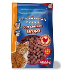 Лакомство за котка StarSnack Soft Chicken Drops 85 гр