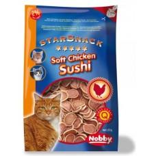 Лакомство за котка StarSnack Soft Chicken Sushi 85 гр