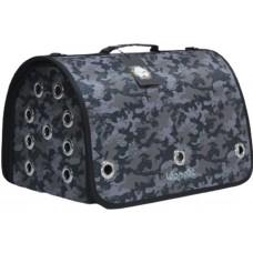 DUBEX CLOSED FLY - Чанта за домашни любимци, 42 x 26 x 26 см - камуфлаж, Турция - 71323
