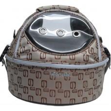 DUBEX UFO - Чанта за домашни любимци, 40 x 40 x 40 см - бежово - кафяво, Турция - 71328