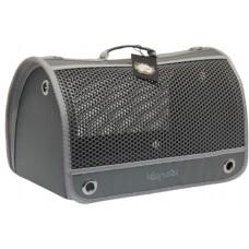 DUBEX AIR BOX - Чанта за домашни любимци, 48 x 28 x 32 см - сива, Турция - 71349