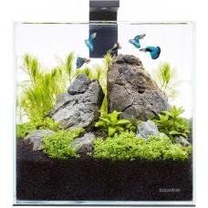 Collar Aquarium Set Pico Set - аквариум с пълно оборудване 17x17x17 см - 5 литра за Бети, Златни риби, скариди