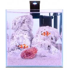 Collar Aquarium Set Nano Marine Set - морски аквариум с пълно оборудване 22х22х22 см - 15 литра