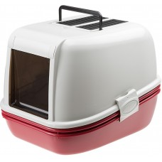 Ferplast Magix - закрита котешка тоалетна с филтър 55,5 х 45,5 х 41 см