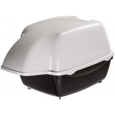 Ferplast Cosmic Outdoor - закрита котешка тоалетна подходяща за използване на открито 73.5 х 43.5 х 71 см