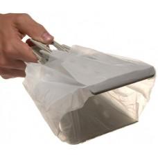 Ferplast Nippy scoop - лопатка с торбички за събиране на изпражнения 12,6 х 5,2 х 9,7 cm