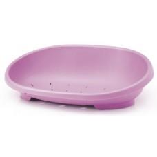 "Пластмасово легло ""Snooze"" M / 62 см дължина розово"