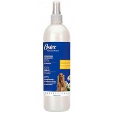 Oster Detangling Spray - професионален спрей за разресване 473мл