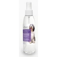 Oster Detangling Spray Clean&Fresh - Почистващ и освежаващ спрей, улесняващ разресването 177мл