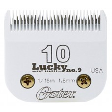 Oster® Разглобяващо се ножче за машинка за подстригване 3,2 mm Lucky No. 9 size 10