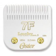 Oster® Разглобяващо се ножче за машинка за подстригване 3,2 mm Lucky No. 9 size 7F