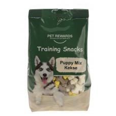 Kerbl Pet Rewards Biscuits Puppy Mix - Бисквитки за бебета кучета Микс, размер 2 см, 400 гр, Германия - 80718