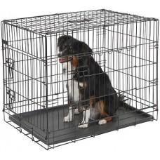 Kerbl Dog Cage - Метална клетка, сгъваема - 63 x 48 x 57 см - 81364