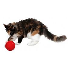 Играчка за котки Kerbl Wool Play Ball - Прежда, вълнена топка 10 см - Kerbl Германия 81664