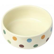 Kerbl Ceramic Bowl - Керамична купа, гланцирана - 300 мл, Германия - 82672
