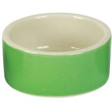 Kerbl Ceramic Bowl - Керамична купа, гланцирана - 150 мл, Германия - 82848