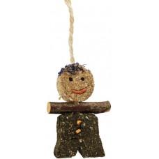 Kerbl Seppl Herb Man - Натурално лакомство, момче 13х7 см, 70 гр, Германия - 82867