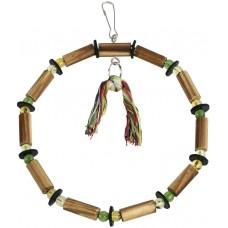 Kerbl Ринг от дървени тръбички за птици 20 см - Германия 82947
