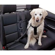 Kerbl Car Dog Harness - Нагръдник с предпазен колан за кола за кучета размер L 70 х 90 см - 83255