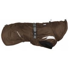 Hurtta SUMMT PARKA - зимно яке за студено време, гръб 40 см, цвят Кафяв 932087