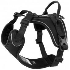 Hurtta Active harness - Нагръдник Актив, черен, гръдна обиколка 100 - 120 см - 932353
