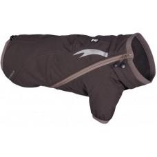 Hurtta CHILL STOPPER - яке за максимална изолация от студа и вятъра, гръб 40 см, цвят Кафяв 932532
