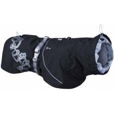 Hurtta DRIZZLE COAT - дъждобран-втровка, черен, размер 30 см - 933200