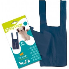 Ferplast Nippy hygienic bag l270 - резервни торбички за лопатка Nippy scoop за събиране на изпражнения 24 броя