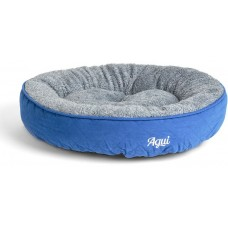 Agui Mountain Donut Bed - луксозно меко легло - СИНЬО - 53 x 53 x 10 см, Португалия - AG10058