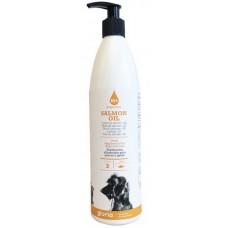 Gloria Salmon Oil - 100% масло от сьомга за кучета и котки, 250 мл - Испания AL01640