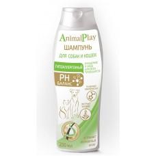 Animal Play Хипоалергенен шампоан за пораснали кучета и котки, 250 мл - Русия, AP05-00000