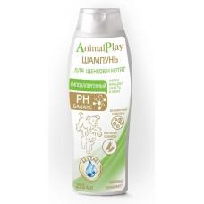 Animal Play Хипоалергенен шампоан за малки кучета и котки, 250 мл - Русия, AP05-00030