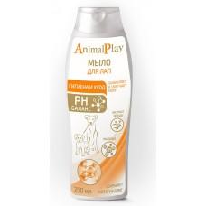 Animal Play Течен сапун за лапи, за кучета, 250 мл - Русия, AP05-00350