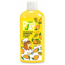 Animal Play Sweet Shampoo Tropical Mango Рехидратиращ шампоан, за кучета и котки, 300 мл - Русия, AP05-00910