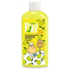 Animal Play Sweet Shampoo Pear Strudel Възстановяващ шампоан, за кучета и котки, 300 мл - Русия, AP05-00940
