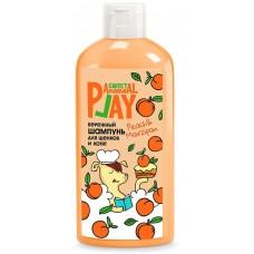 Animal Play Sweet Shampoo Peach Marzipan за малки кученца и котенца, 300 мл - Русия, AP05-00960