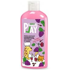 Animal Play Sweet Shampoo Grapes and Cloves Репелентен шампоан за кучета и котки, 300 мл - Русия, AP05-00990