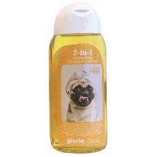 Gloria 2 in 1 Manuka Honey Shampoo & Conditioner - шампоан с балсам с мед от манука 200 мл