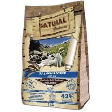 NATURAL Greatness Salmon Recipe Sensitive Adult Mini - Рецепта Сьомга, за израстнали кучета от малки породи 2кг