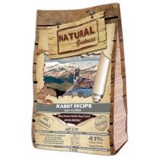 NATURAL Greatness Rabbit Recipe Light & Fit - Рецепта Заек, за израстнли кучета с наднормено тегло от всички породи 12 кг