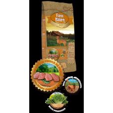Farm Nature Adult CHICKEN AND RICE - храна за кучета над 1 година, пиле с ориз, Испания - 12,5 кг