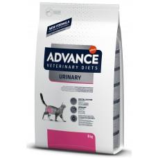 Advance Cat Urinary - пиле и ориз, висококачествена храна за котки със заболявания на пикочните пътища, Испания - 8 кг