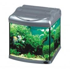 Аквариум HAILEA B30 - 30 литра, 31 x 30,5 x 37 см, осветление, филтър