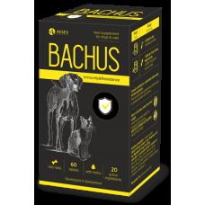 BACHUS IMMUNITY & RESISTANCE - ИМУНИТЕТ & УСТОЙЧИВОСТ, за подсилване на имунната система и намаляване на оксидативния стрес - 60 таблетки, Швейцария - BACHUS-03