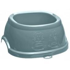 Break 4 - пластмасова купичка за храна или вода 28 х 28 х 10Н см, 2000 мл, STEFANPLAST - Италия